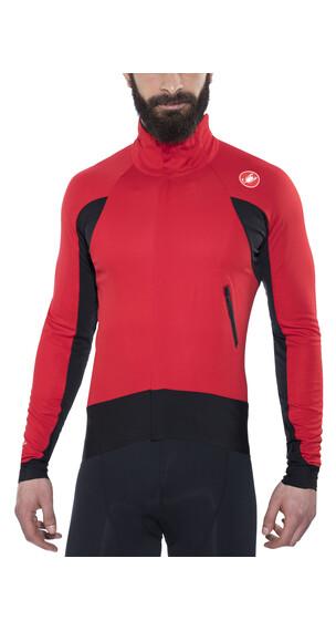 Castelli Alpha jersey lange mouwen rood